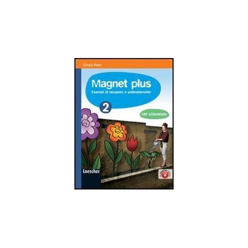 Magnet Plus. Volume 2 - Con Soluzioni. Per La Scuola Media