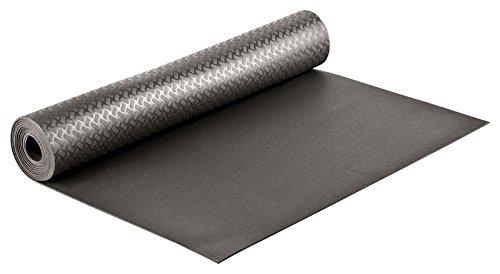 haggiy Schubladeneinlage / Antirutsch Matte aus Weich-PVC - geschäumt (196 x 48 cm) geschmeidig / elastisch & absolut geruchsneutral