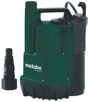Metabo Tauchpumpe TP 7500 SI von Elektra Beckum