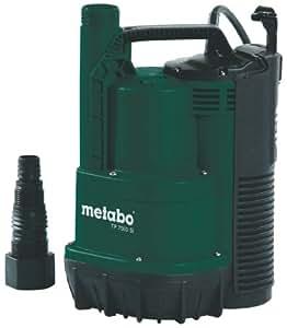 Metabo TP 7500 SI (0250750013) Pompe immergée (Import Allemagne)