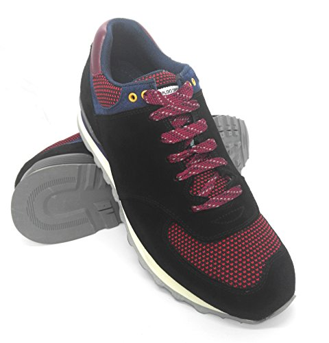 Höhe Erhöhen Schuhe Ferse Heben (Zerimar Schuhe Aufzug männer | Körpergrösse Höhe Steigerung | Versteckter anhebender Ferse | Casual Heben Unsichtbare Ferse | Höhe bis zu + 7 cm)
