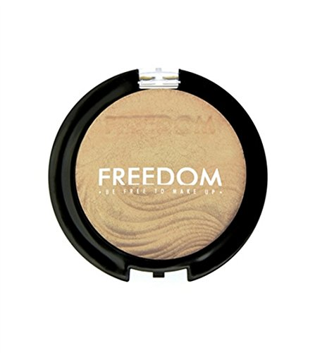 Freedom Makeup London Professional Highlighter, Glow, 7.5g