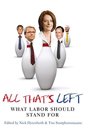 All That's Left por Nick Dyrenfurth