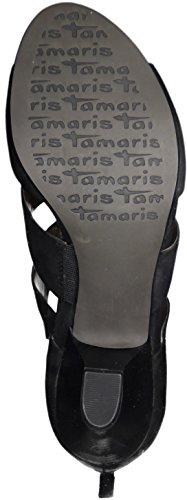 Tamaris 1-28347-24 femmes Sandale Noir