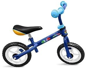 Stamp-Bicicleta sin Pedales 10Pulgadas-PJ Masks-pyjamasques, pj280006