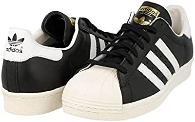 adidas Originals Superstar 80s instructores Negro S61069