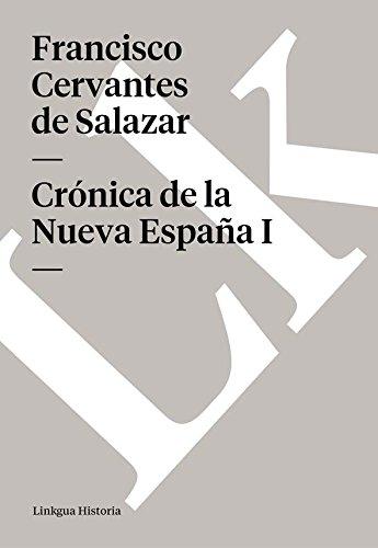 Crónica de la Nueva España I (Memoria)