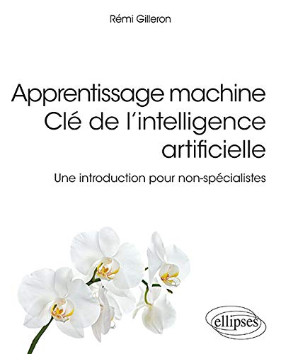 Apprentissage machine - Clé de l'intelligence artificielle - Une introduction pour non-spécialistes par Gilleron Rémi