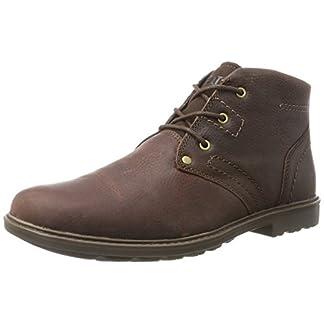 caterpillar men's carsen mid tea chukka boots - 41GgE1gKR8L - CAT Footwear Men's Carsen Mid Tea Chukka Boots