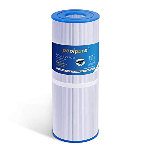 poolpure Spa Hot Tub Filter 4-Unzen-Filtermedien Ersatz für Unicel C-4326 Pleatco PRB25-IN Filbur FC-2375, 1Pack -