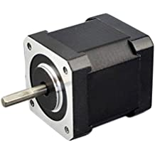 Nema 17 Stepper Motor Bipolar pour 2A 59Ncm (83.6oz.in) 48mm Body 4-lead 3D Printer / CNC