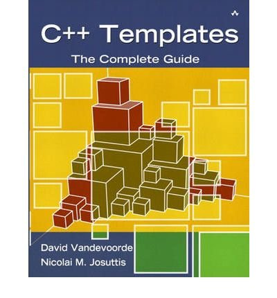 [(C++ Templates: The Complete Guide )] [Author: David Vandevoorde] [Nov-2002]