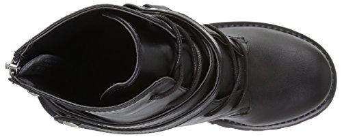 Demonia Assault-101 Anfibi/Stivali nero Blk Vegan Leather