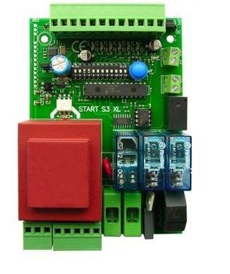 Universal-Steuerplatine für automatisches Schiebetor oder Kipptor, kompatibel mit allen Marken wie Came, FAAC, Fadini, Beninca, 230V