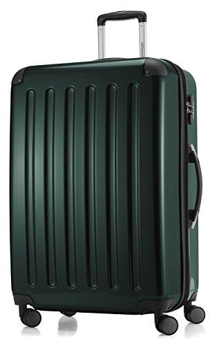 Hauptstadtkoffer coque série alex valise à roulettes 119 l reisegutschein vert brillant - 20