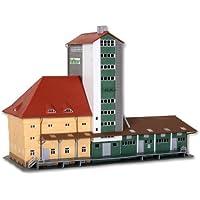 Kibri - Edificio industrial de modelismo ferroviario Z (36607)