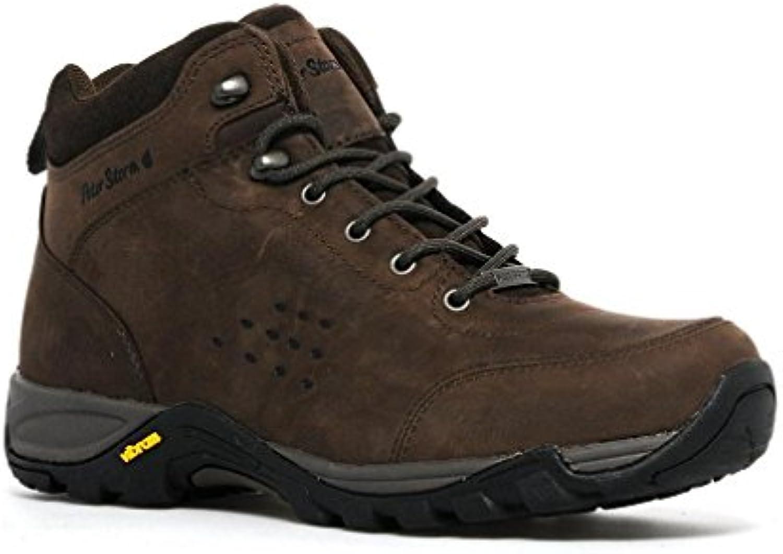 Merrell Braun Herren Moab FST GTX Walking Stiefel Stiefel Braun  Braun  41