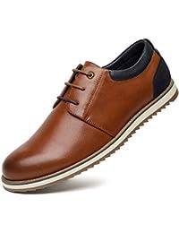 baratas para descuento 1224c 16cbc Amazon.es: Marrón - Zapatos de cordones / Zapatos para ...
