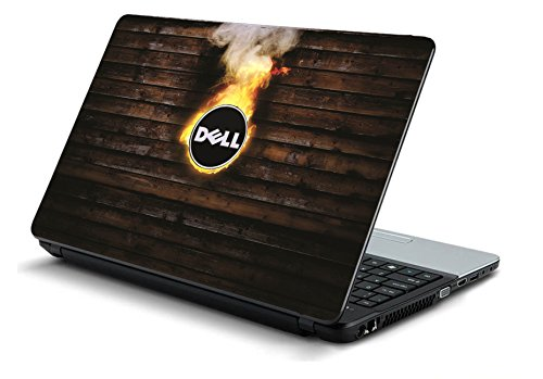 Namo Arts Laptop Skins 15.6 inch Stickers for All Laptop - Notebook Burning LargeMU1015