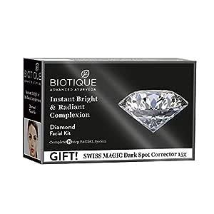 Biotique Bio Diamond Facial Kit, 65g