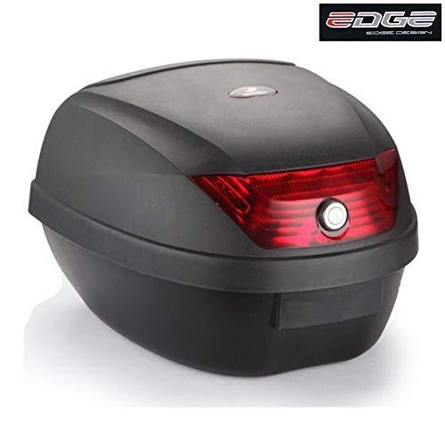 Preisvergleich Produktbild Roma F.C. Edge Firenze Motorradkoffer Roller Koffer Top Case 28 Ltr.