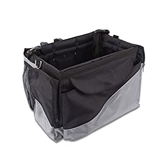 Moro Pet Bicycle Front-box Basket Bike Case Seat Dog Puppy Cat Outdoor Travel Carrier Bag Tote Kennel 41GgLWk8mBL