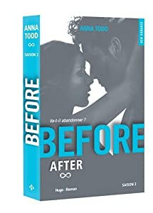 vignette de 'Before n° 2<br /> Before - 2 (Anna Todd)'