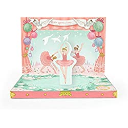 my design co Music Box Card, Ballerina Dream (MDC17069)