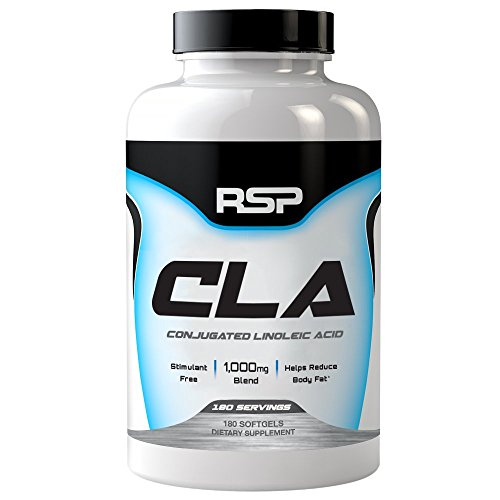 Rsp Nutrition CLA - 180 Softgels
