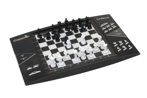 LEXIBOOK- Ajedrez electrónico Chessman
