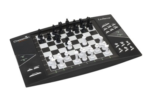 Lexibook - Chessman Elite: Ajedrez electrónico (Lexibook CG1300)