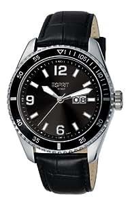 Esprit Herrenuhr velocity black  A.ES102481001