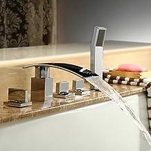 Suchergebnis auf Amazon.de für: badewannenarmatur wasserfall mit ... | {Badewannen armaturen wasserfall 72}