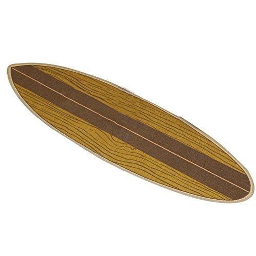Matte, Surfbrett (J&X Schlafzimmer-Matten saugfähige Skid-Bett-Matten Kinder Surfbretter Haushaltsmatten Küchen-Matten (Color : A))