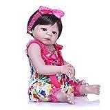 Simulation Baby, rosa Schleife + kleiner Rock für frühkindliches Spielzeug