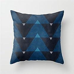 Kissenbezug kissenhülle Kopfkissenbezug Greece Arrow Hues Throw Pillow Cushion Cover Case 45×45cm