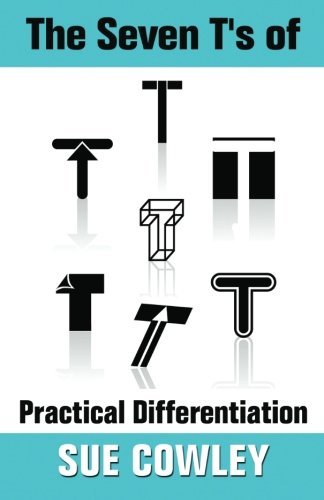The Seven T's of Practical Differentiation (Alphabet Sevens)