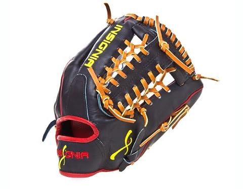 Insignia Clasico Modified Trap Web Baseball Handschuh, navy