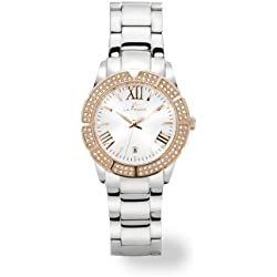 LA FROXX SMART GLAMOUR bico rose Damenuhr modisch analog quartz Edelstahl 7954.40.90