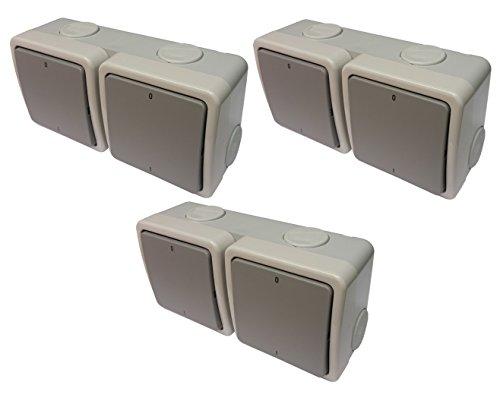 3x-tuffmaster-ip54interrupteur-2voies-au-design-innovant-protg-contre-la-poussire-et-les-projections