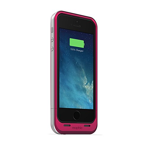 Mophie Juice pack air Cover Pink - mobile phone cases Pink