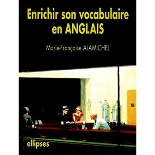 Enrichir son vocabulaire en anglais