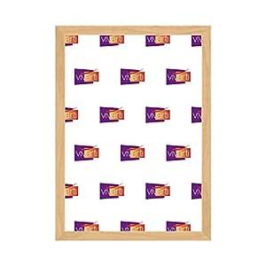 Vivarti Fino Opaco Nero Cornice 35 x 50cm
