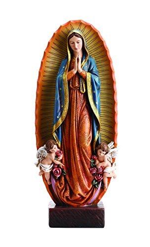 Unsere Lady Virgen de Guadalupe Kunstharz Statue, 231/5,1cm
