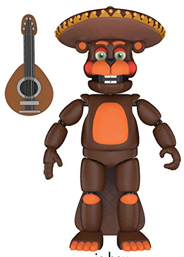 Funko 32144 Action Figure: Five Nights at Freddy's Pizza Sim: El Chip Multi