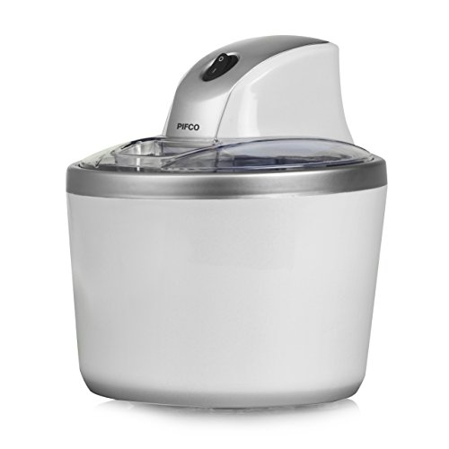 41GgX6s5NgL. SS500  - Pifco P19004S Ice Cream Maker, 12 W - Silver