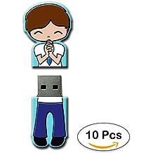 Lote 10 Memorias USB COMUNIÓN NIÑO 4GB - Pendrives, Pendrive, USB Personalizados Baratos, Originales. ENVÍO GRATIS! Detalles y Recuerdos de 1ª Comunión