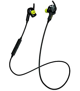 Jabra SPORT PULSE Wireless Bluetooth Stereo Earbuds with Built-In Heart Rate Monitor