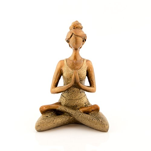 Rococo Figura Yoga Woman