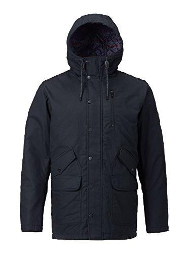 Burton Herren Sherman Jacket Jacke, True Black, L
